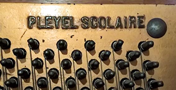 Pleyel Scolaire