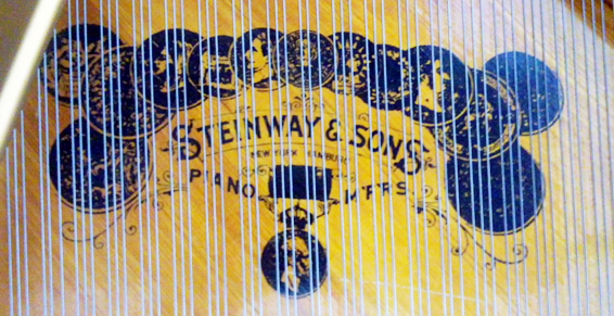 Steinway and sons queue
